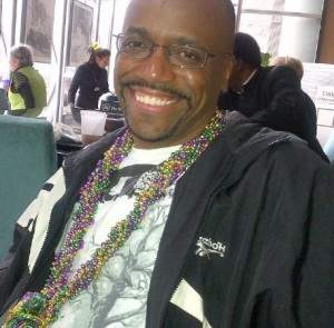 BP at Mardi Gras, 2013